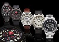 Triumph presenta su colección de relojes