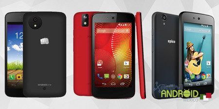 Equipos Android One