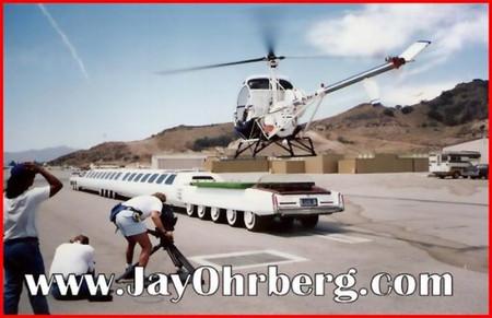 American Dream Helicoptero