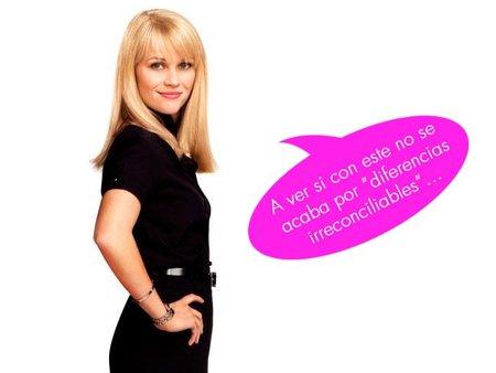 Reese Witherspoon ya se quiere volver a vestir de blanco