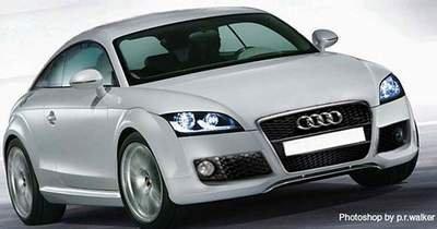 Especulación sobre el Audi TT