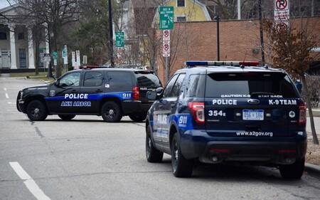 Ford Mustang Mach E Policia Michigan 5
