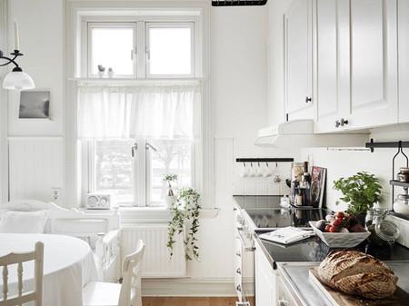 Un piso nórdico con 7 ideas muy prácticas