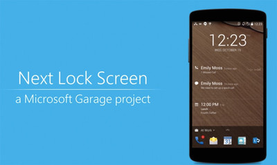 Next Lock Screen ahora con información meteorológica y más opciones de personalización