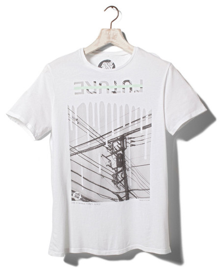 Camiseta Pull&Bear 2013