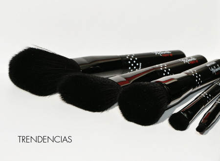 Brochas Minnie Makeup de Beter