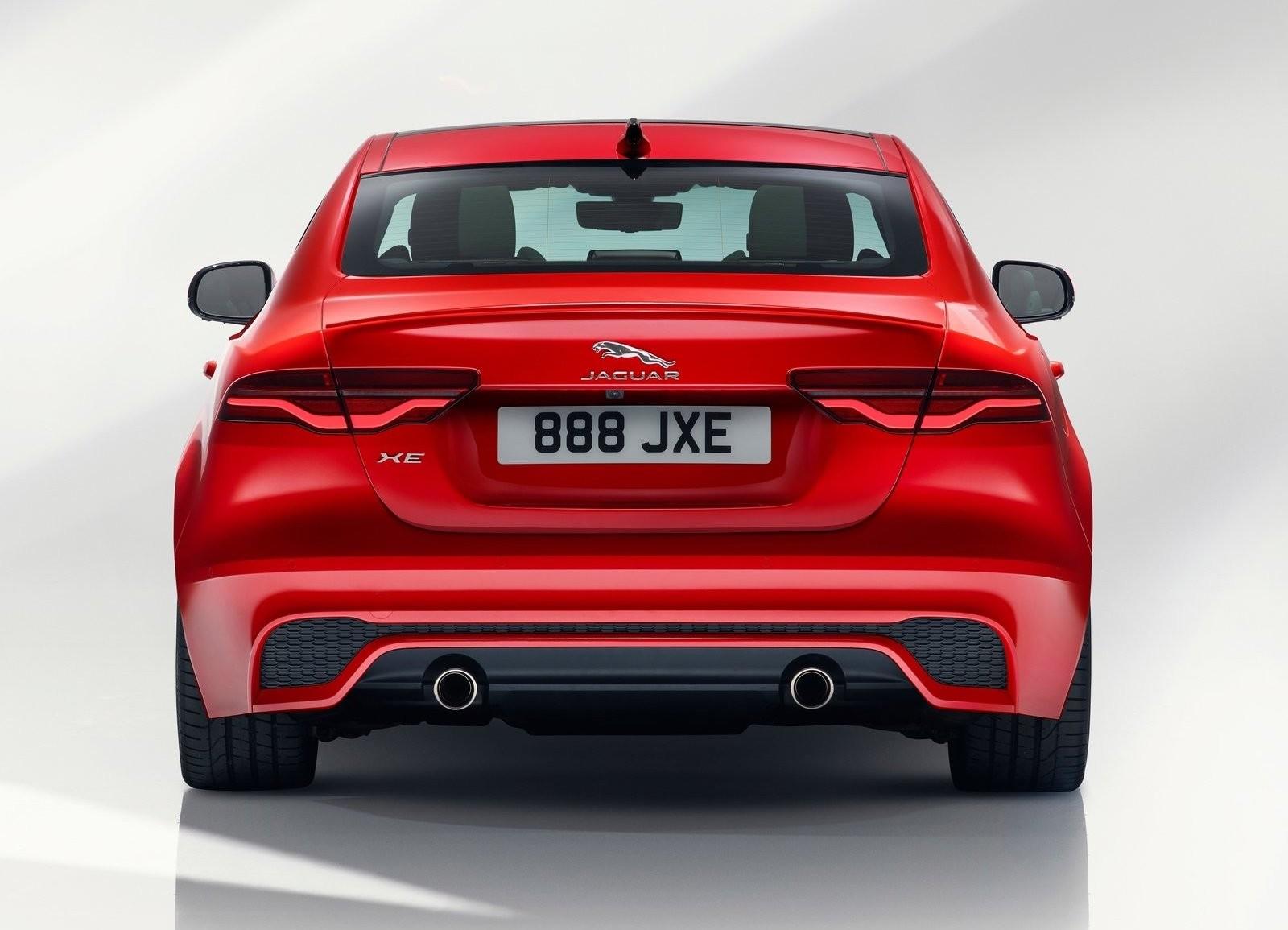 Foto de Jaguar XE 2020 (12/16)