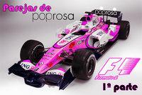 Parejas de Poprosa: Fórmula 1 (I)