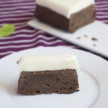 Delicia de chocolate y leche condensada, receta