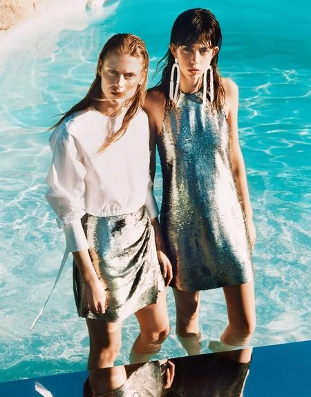 Sfera nos lleva a la piscina con una refrescante campaña primavera-verano 2017