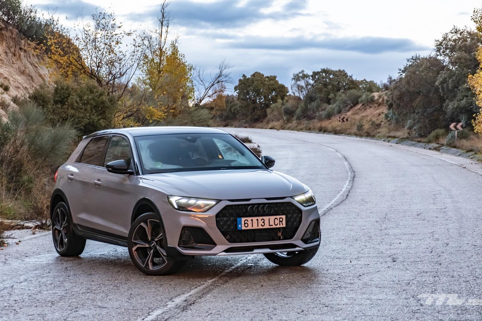 Foto de Audi A1 Citycarver 2020 prueba (39/39)