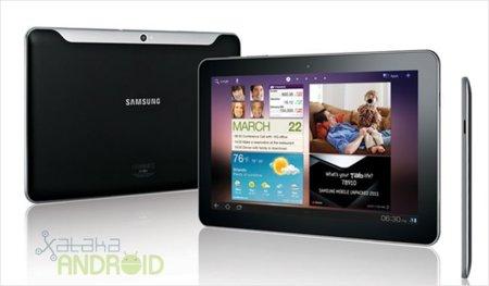 """La """"operación bikini"""" de las Galaxy Tab también se aplica a la 10.1"""
