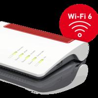 AVM lanza en España el FRITZ!Box 7530 AX, un router con WiFi 6 de hasta 2.400 Mbps compatible con ADSL y teléfonos inalámbricos DECT