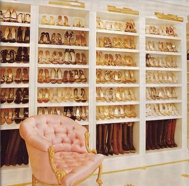 Vámonos de compras al zapatero de Mariah Carey