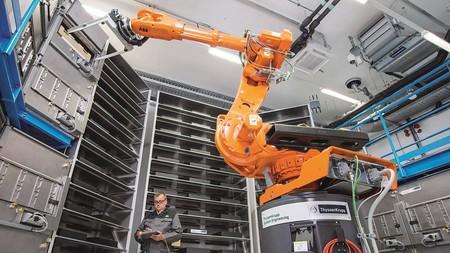 Alemania ya investiga la forma de producir baterías de iones de litio en masa y así no depender de Asia