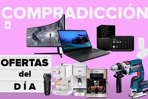 Ofertas del día y chollos en Amazon: monitores Samsung, libros electrónicos Kindle, cafeteras Ufesa, cuidado personal Braun o herramientas Bosch a precios rebajados
