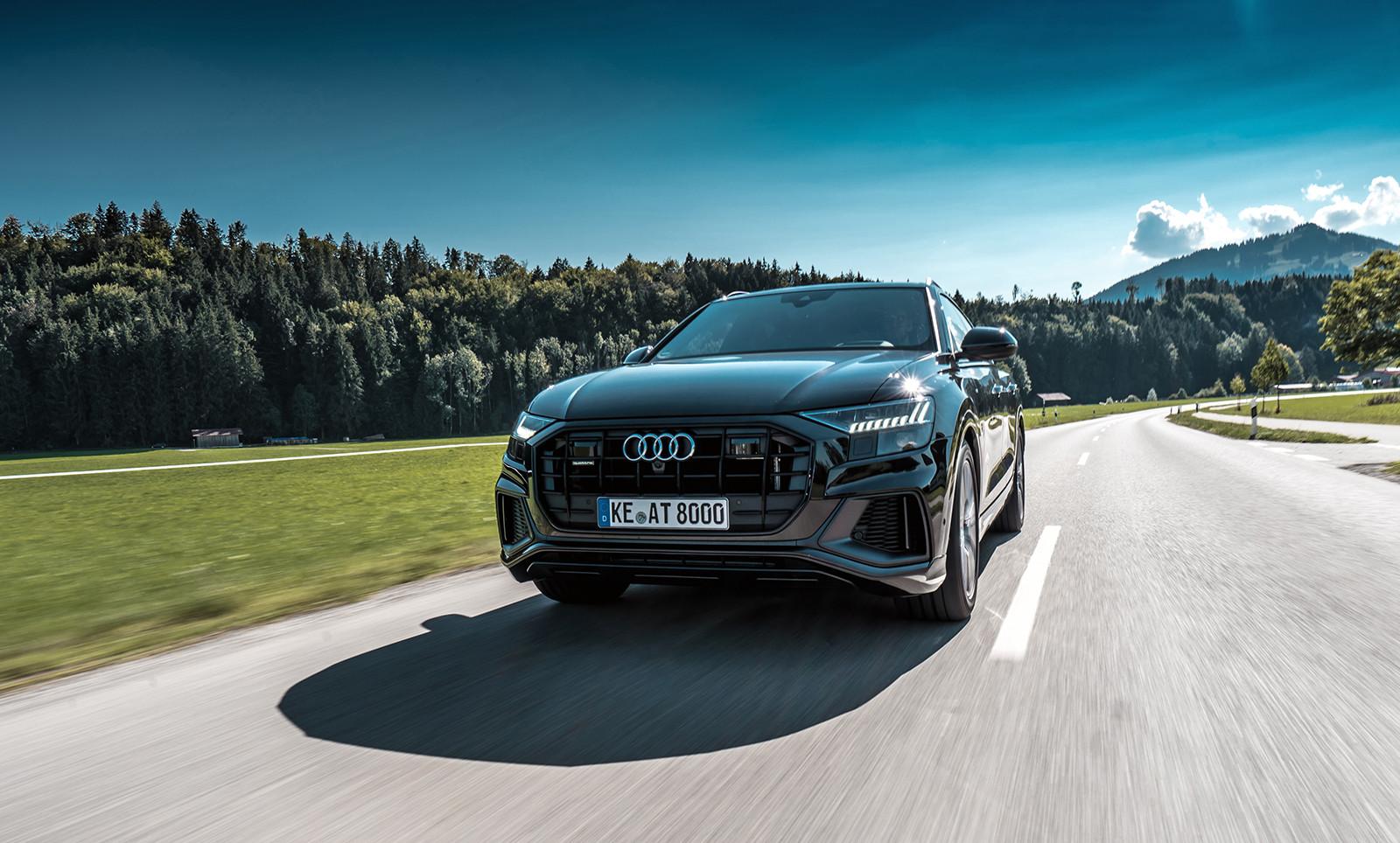 Foto de Audi Q8 50 TDI ABT (1/10)