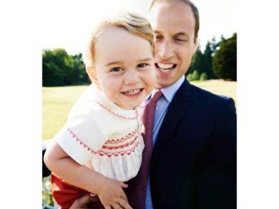 El Príncipe George cumple 2 añitos ¡Si parece que fue ayer!