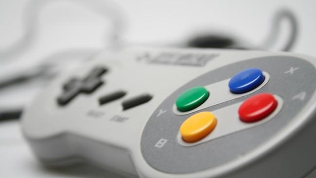 Super Nintendo Mando