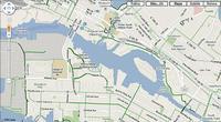 Google Maps ahora también para ciclistas