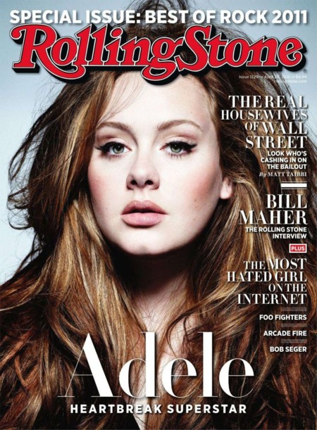 Rolling Stone, Abril 2011