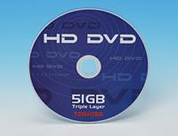 HD DVD de 51 GB aprobado