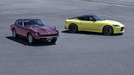Los orígenes del Nissan Z Proto: del Datsun 240Z al Nissan 400Z van 50 años de historia de coches deportivos alucinantes