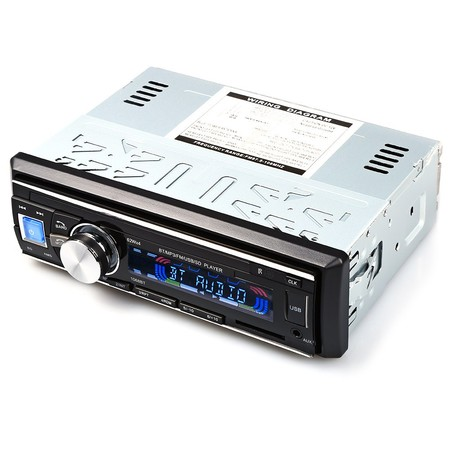 Radio Automóvil Bluetooth