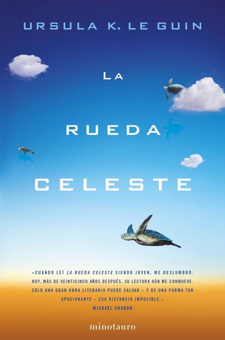 Portada La Rueda Celeste Ursula K Le Guin 201611251924