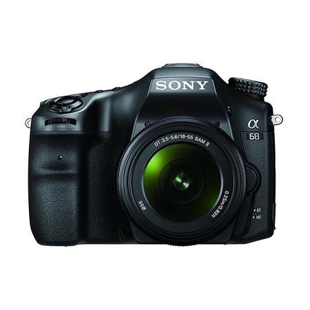 Sony Alpha A68 3