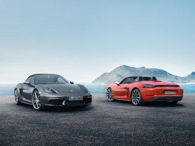 Porsche 718 Boxster: demos la bienvenida a los cuatro cilindros turbo
