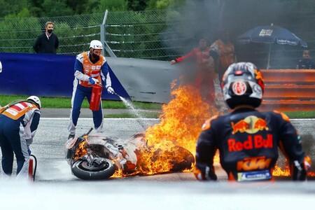 Red Bull Ring, o cuando un circuito es peligroso para MotoGP solo según la marca de bebidas energéticas que te patrocine