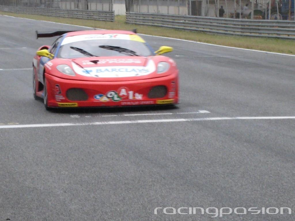 Campeonato de España de GT. Jarama 6 de junio