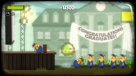El divertido 'Tales from Space: Mutant Blobs Attack' fija su invasión en Steam para dentro de dos semanas