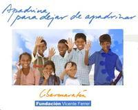 Apadrina para dejar de apadrinar, empieza la Cibermaratón de la Fundación Vicente Ferrer
