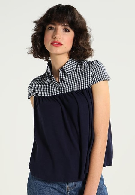 Camiseta Vichy