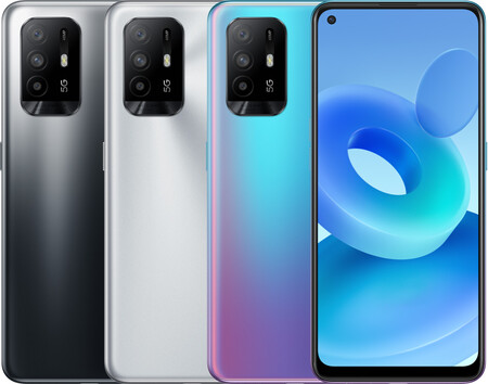 Oppo A95 5g Colors