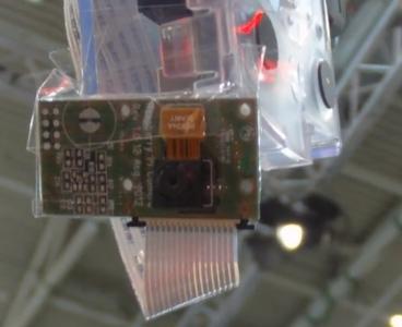 La cámara de la Raspberry Pi llegará a primeros de 2013