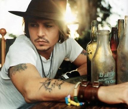 Johnny Depp vuelve a la música