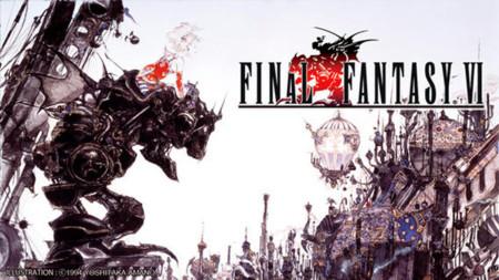 Final Fantasy VI, la nueva aventura de Square Enix ya disponible en la App Store