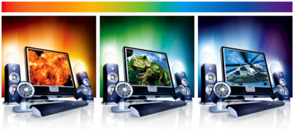 Philips amBX compatible no solo con juegos