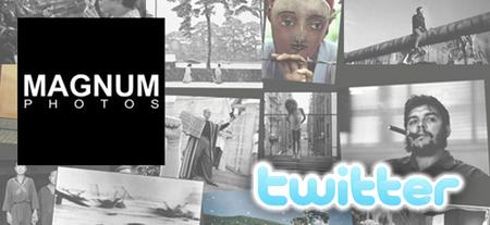 Los fotógrafos de Magnum, en Twitter