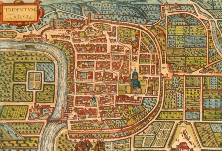 23 maravillosos mapas históricos de 23 ciudades europeas