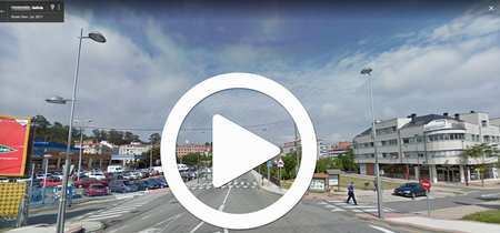 Un reproductor de Streetview te permite viajar sin salir de casa