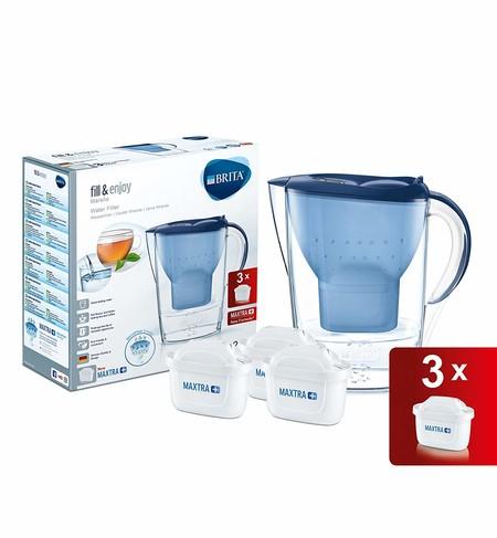 La semana del Black Friday en Amazon nos trae la jarra de agua filtrada Brita por 19,99 euros en oferta flash hasta medianoche