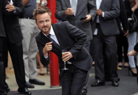 Moda para hombres: Aaron Paul marca tendencia