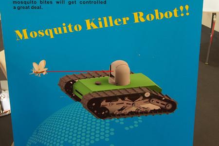 Laser Robot Web