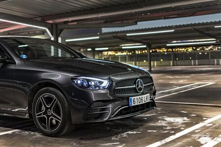 Mercedes Benz E 300 De 2021 Prueba 024