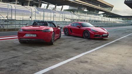 Porsche 718 GTS, llegan los Cayman y Boxster más deportivos con 365 CV