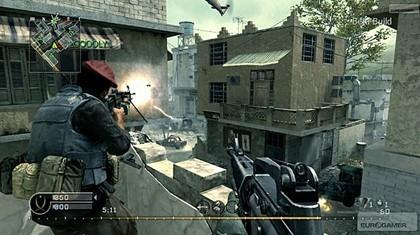 Consigue tu clave para la beta pública de Call Of Duty 4 en Xbox 360